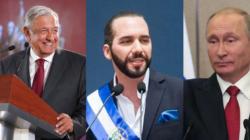 AMLO ENTRE LOS 5 MEJORES DEL MUNDO