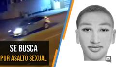 Se busca sospechoso de asalto sexual