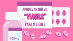 """Aprueban nuevo """"viagra"""" para mujeres"""