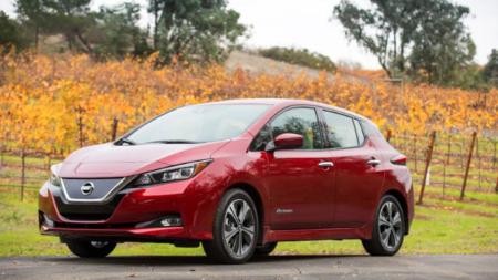 Nuevo Nissan Leaf Plus, para llegar más lejos sin preocupación.