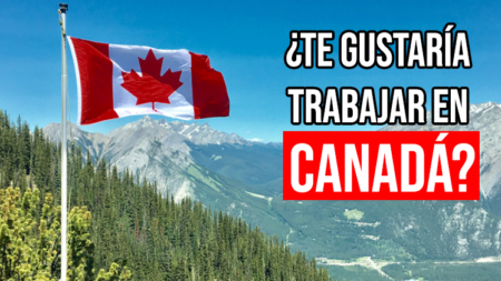 Canadá tiene empleo para ti