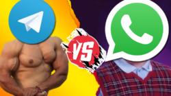 ¿Telegram es mejor que Whatsapp?