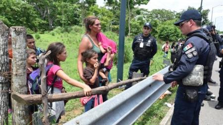 México, preocupado por detención prolongada de menores migrantes en EE.UU.