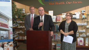 Autoridades buscan frenar el tráfico de metanfetamina