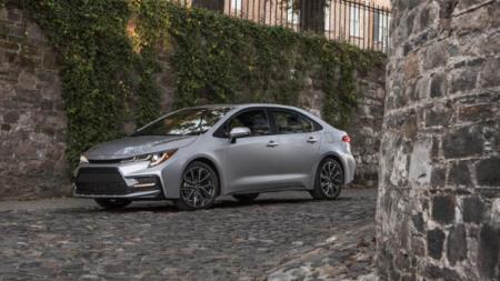 2020 Toyota Corolla: El guerrillero casi heroico.