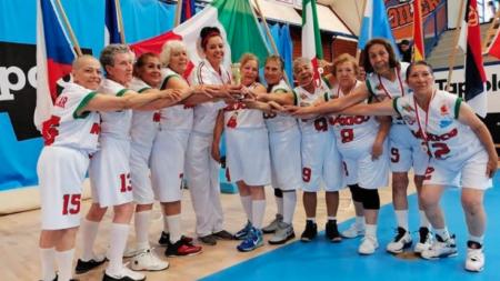 Selección mexicana de basquetbol gana Mundial para mayores de 65 años