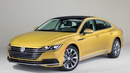 Arteon: Lo nuevo de Volkswagen.