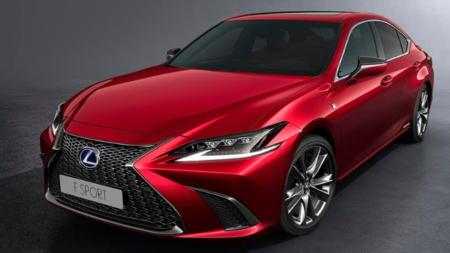 ES 350 de Lexus, más elegante, lujoso y potente.
