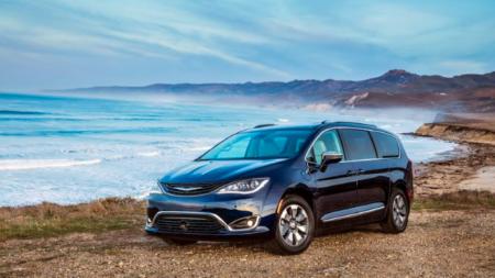 Chrysler Pacifica, el minivan más eficiente del mercado.