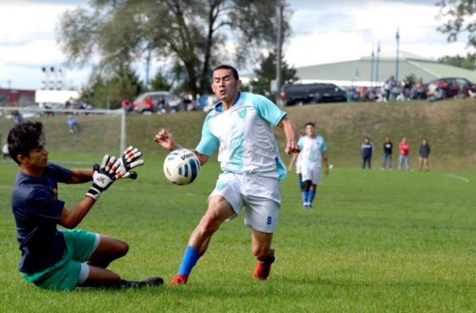 Guatemala se lleva la ida ante El Valle
