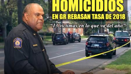 """Homicidios en GR rebasan tasa de 2018  """"13 víctimas en lo que va del año"""""""
