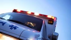 Dos personas hospitalizadas luego de accidente