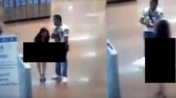 VÍDEO: Mujer se desviste en supermercado en México para demostrar que no robo mercancía