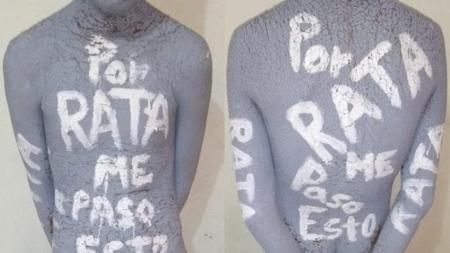 Joven de 15 años es torturado por robar, le amputan las dos manos y las arrojan a su secundaria en Veracruz