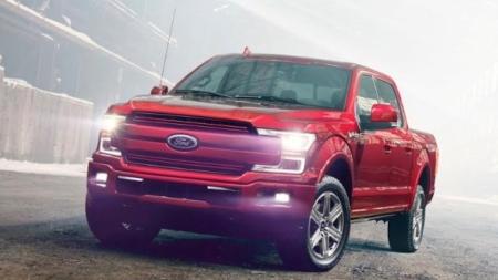 Ford F-150 Diesel, ahora más asequible.