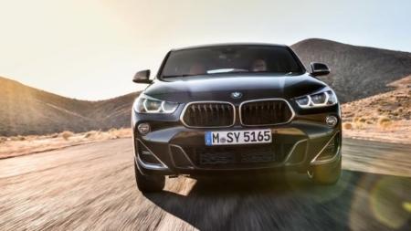 BMW X2 M35i, concebido para el buen manejo.