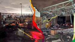 Tornado causa graves daños a su paso por Dallas