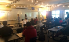 Escuelas ofrecen consejos a alumnos con problemas