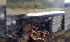Fatal accidente en carretera interestatal 94