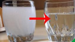 ¿El agua turbia es segura para beber?