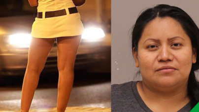 Hispana es acusada de prostituir mujeres