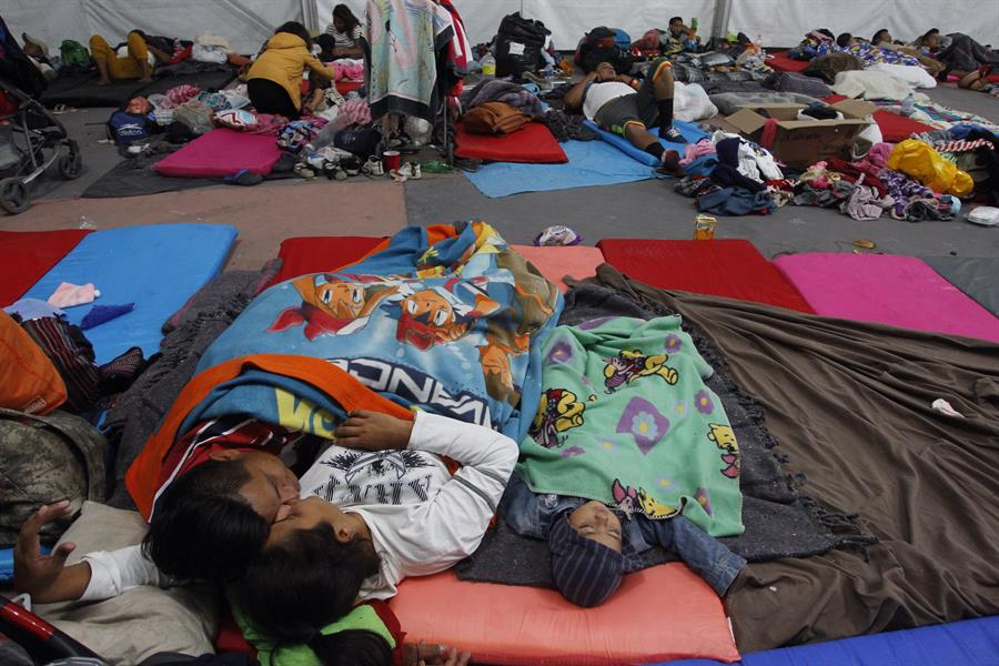 México ha atendido a 11.290 menores migrantes no acompañados este 2019