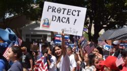 Marchan en varias ciudades del país como anticipo a la audiencia sobre DACA