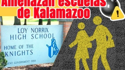 Amenazan escuelas de Kalamazoo