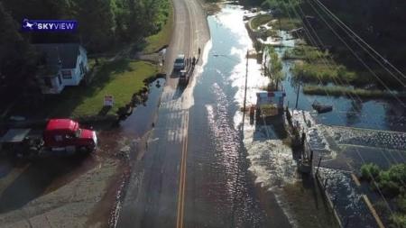 Alerta por niveles de agua para el 2020