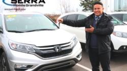 """Serra Honda Grandville """"Tenemos un carro para todos los presupuestos"""""""
