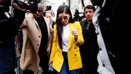 """Esposa del Chapo está en negociaciones para unirse a un """"reality show"""" de VH1"""