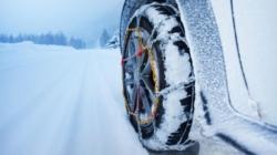 Manejar rápido en la nieve, el peor error que se puede cometer
