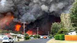 FOTOS: AUSTRALIA ESTÁ EN LLAMAS POR GRAVES INCENDIOS FORESTALES
