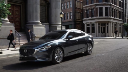 Mazda 6, siéntete vivo.