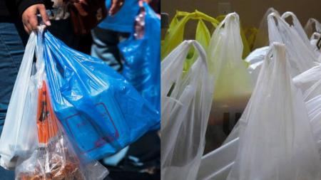 Multas de más de 100 mil pesos a quien use bolsas de plástico