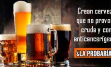 Crean cerveza que no provoca cruda y con anticancerígenos