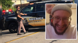 Presunto asesino se entrega a las autoridades