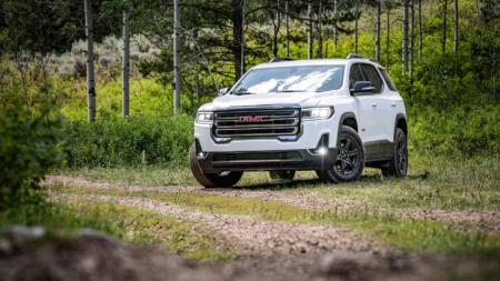 Chevrolet Acadia 2020. Algo de lujo a un precio razonable.