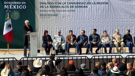 López Obrador garantiza justicia en masacre de familia mormona en México