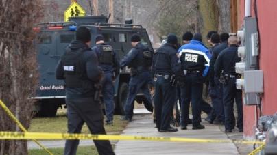 """GRPD: Fuerte operativo por robo de auto  """"Continúa la búsqueda del sospechoso"""""""