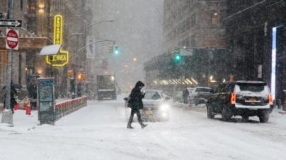 La primera tormenta invernal del 2020 llegará este fin de semana