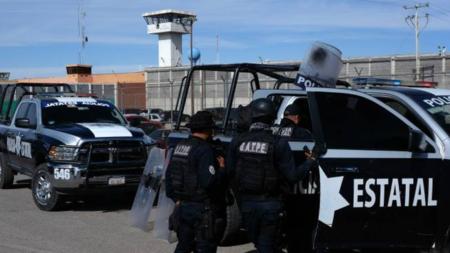 Sangriento fin de año en reclusorio mexicano: 16 muertos por riña entre reos