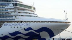 Catorce estadounidenses evacuados del crucero dan positivo por coronavirus
