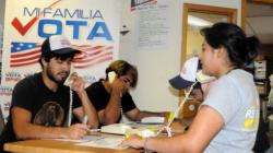 Latinos en riesgo de que se les niegue oportunidad de votar