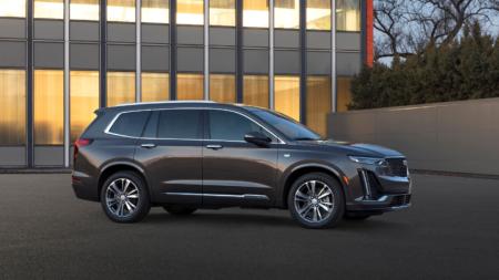 XT6: el nuevo Cadillac para familias numerosas.