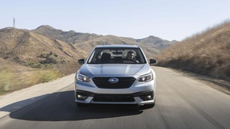 Subaru Legacy, mejor que nunca antes.