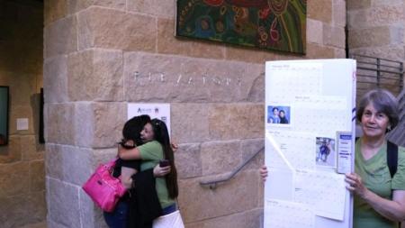 Un mexicano y su familia se refugian en una iglesia de Colorado