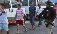 Autoridades mexicanas interceptan 76 migrantes y capturan siete traficantes