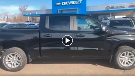Esta 2020 Chevy Silverado tiene $11,000 de descuento