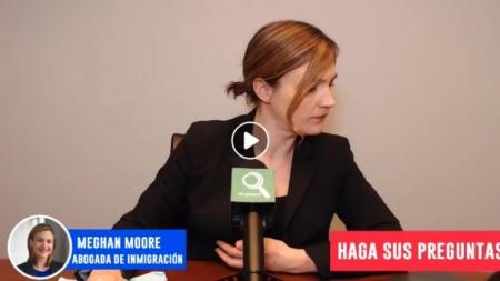 EN VIVO con la abogada Meghan Moore de Inmigración de Avanti Law Group, PLLC.